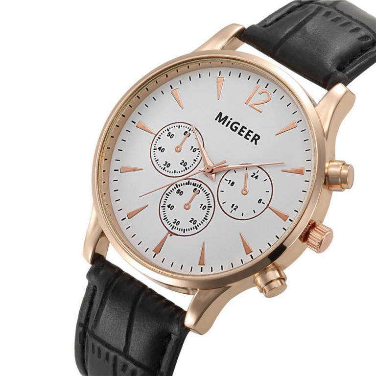 Эксклюзивные Кварцевые часы MIGEER.