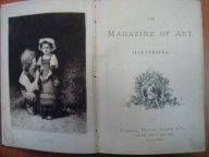 The Magazine Of Art. Illustrated. Иллюстрированный журнал искусств. 1879 год. Англ. язык