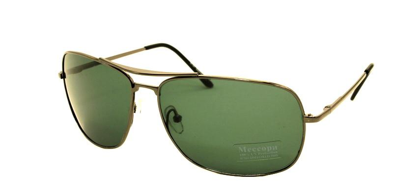 Очки солнцезащитные мужские линзы стекло Мессори, Лучшая цена!