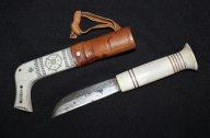 Саамский (русский) нож. Лапландия. Редкость! Оригинал.