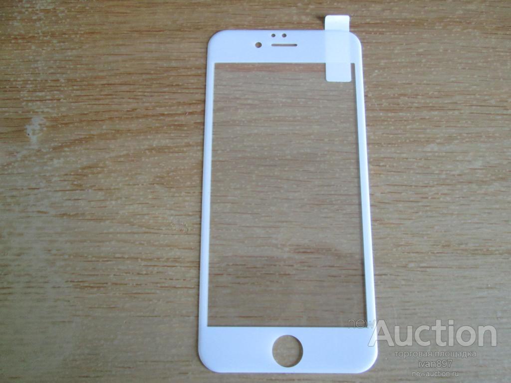 3D Стекло для iPhone 6 6S