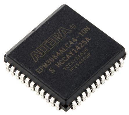 EPM3064ATC44-10N, ПЛИС семейства MAX 3000A