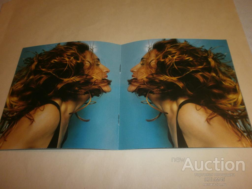 MADONNA ray of light CD Made in USA! Буклет!