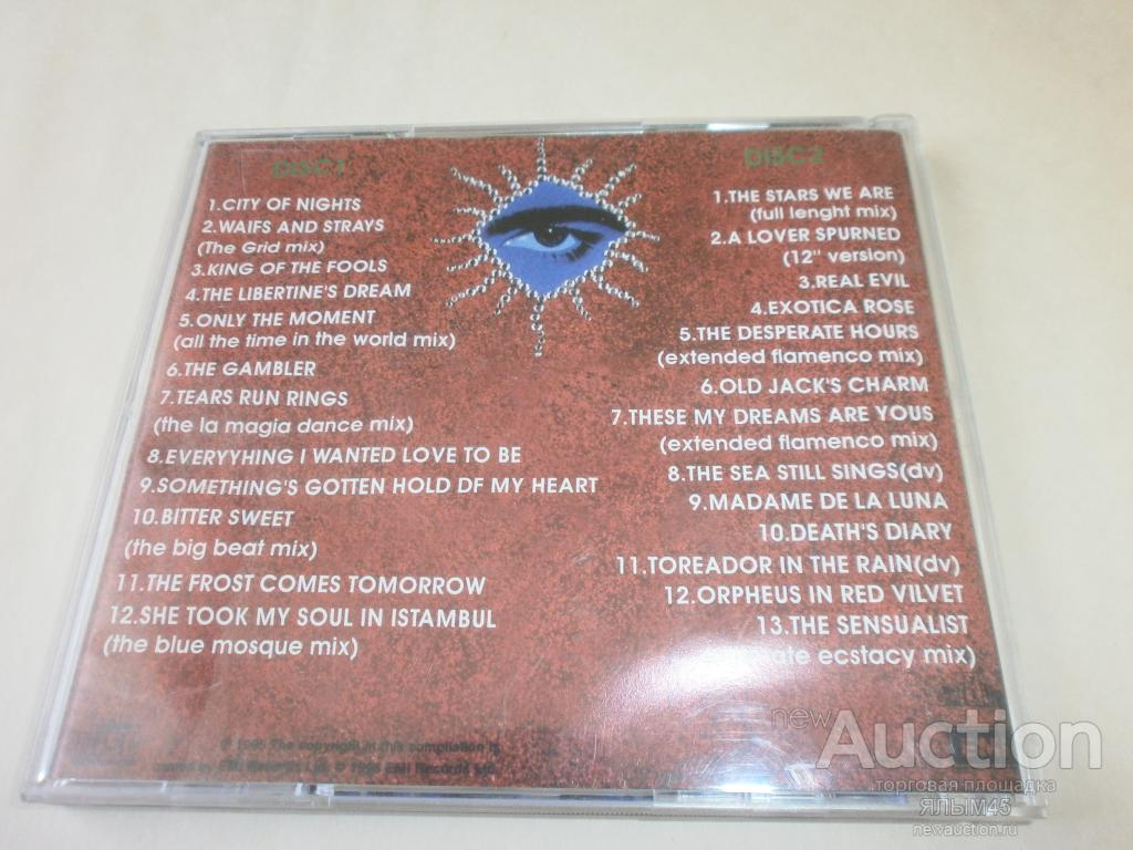 MARC ALMOND TREASURE 2CD (ex.Soft Cell) 1996 год.