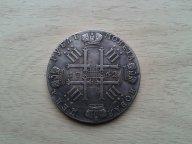 1 руб. 1762 Пётр 111