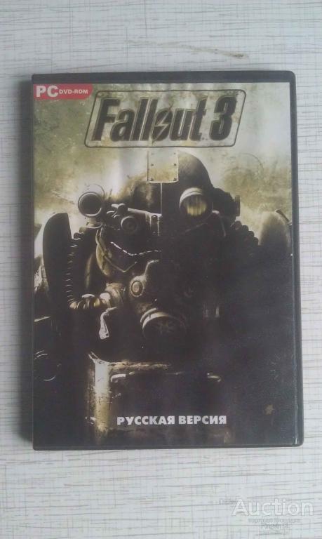 """PC-игра """"Fallout 3"""""""