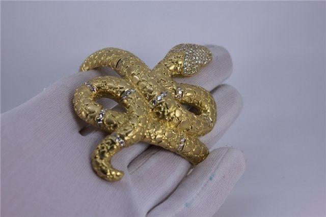 Браслет hellmuth (Германия) 3.11кт бриллиантов. 119.7гр. 750 проба. Оригинал.