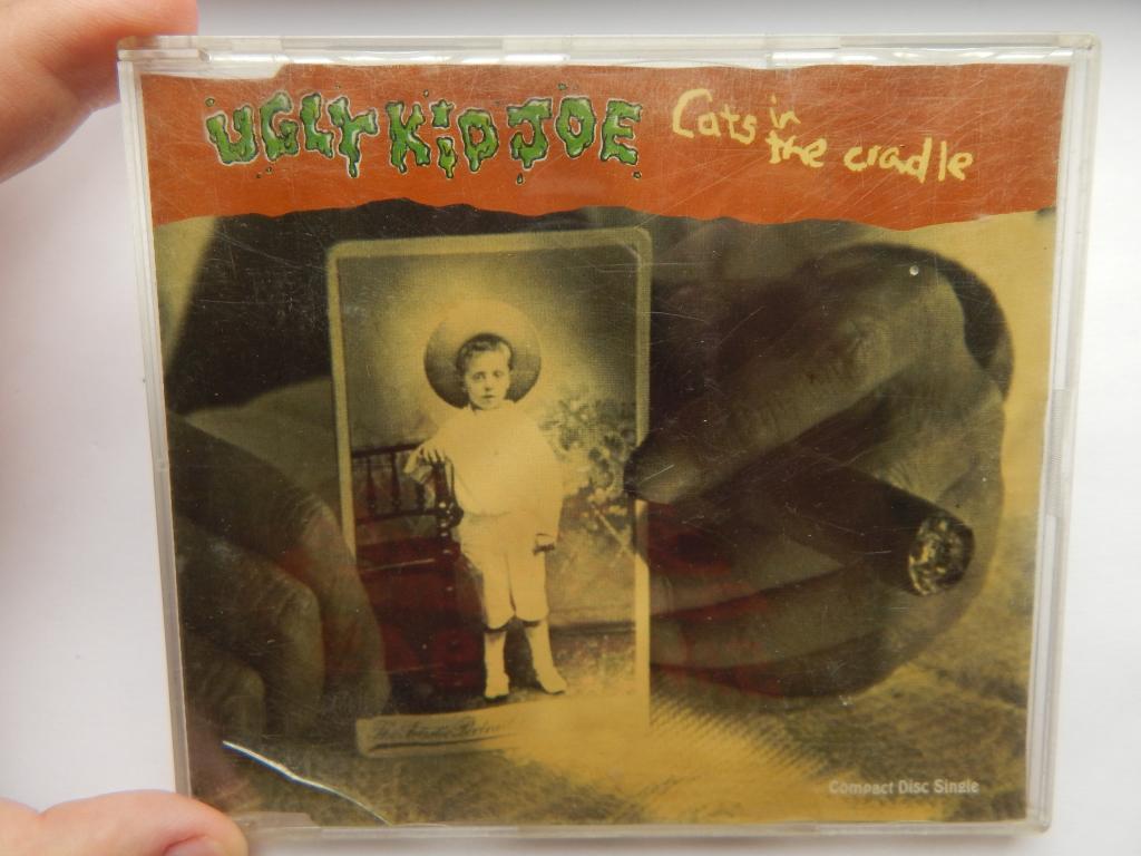 Ugly kid joe cats in the cradle pop song