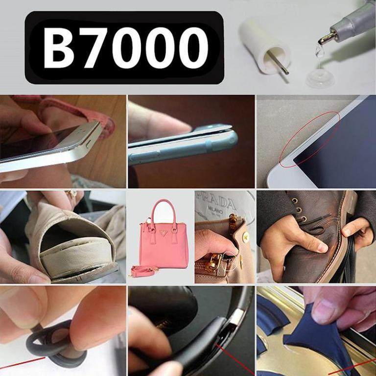Многоцелевой Клей B7000 для Проклейки Сенсорных Экранов 25мл.