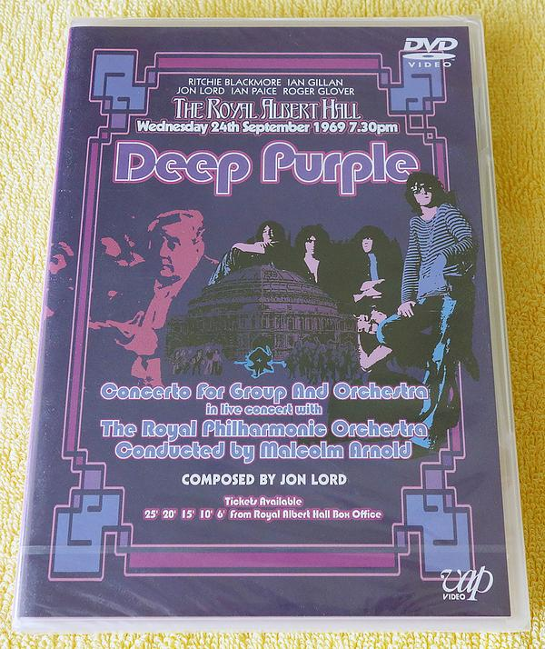Deep Purple - Concerto For Group And Orchestra (Japan DVD)