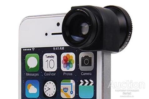 3in1 объектив для iPhone 6