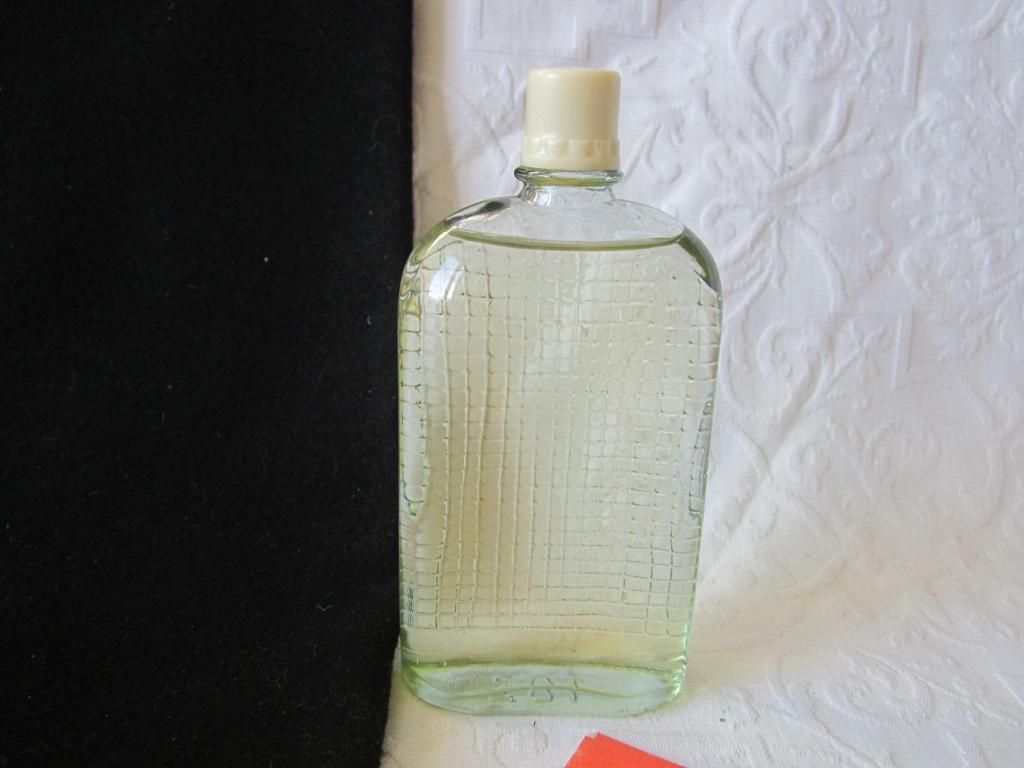 (133-10-В) КРАСНЫЙ МАК Душистая вода СССР винтаж духи мужской одеколон