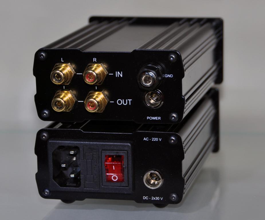 Фонокорректор PS Audio Phono Stage PS-II Mk4
