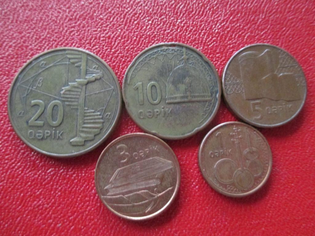 5 монет ОРИГИНАЛ 5 с 1 руб