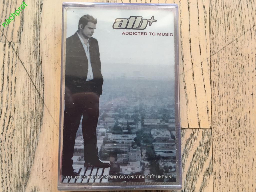 ATB Addicted to Music 2003