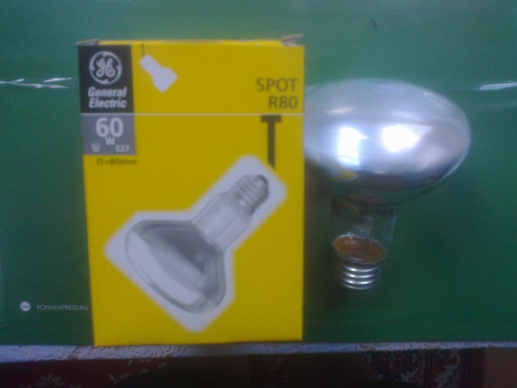 Лампы General Electric E27 60Вт