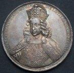 Иосиф I (1705-1711) коронационная медаль 1690 года