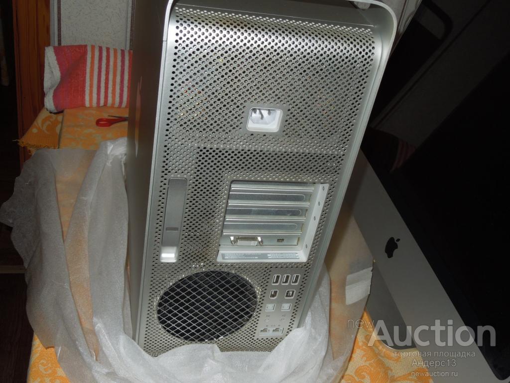 Apple Mac Pro 8-ми ядерный, 16 потоков новый в коробке