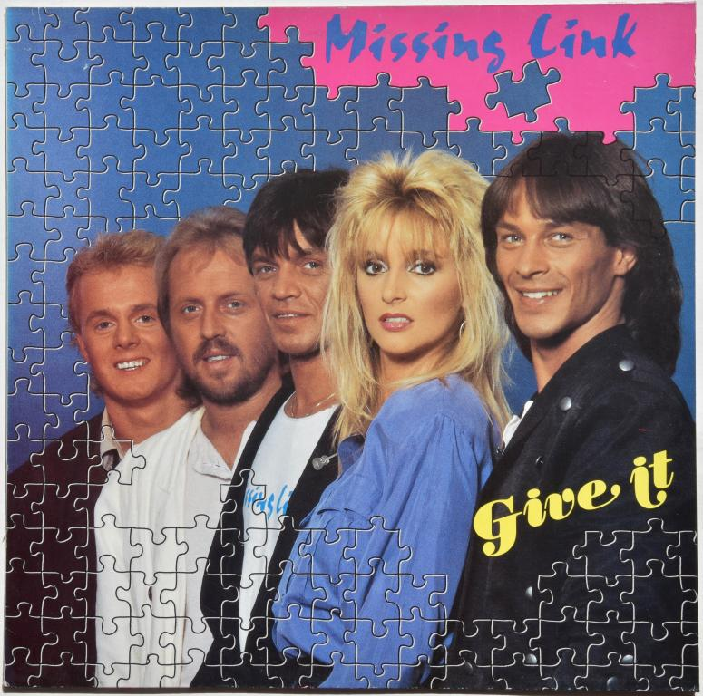 "Missing Link ""Give It "" 1985 Maxi Single"