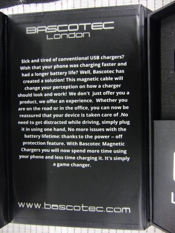 Зарядное устройство для iPhone, iPad и Android