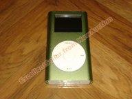  Apple iPod mini (2nd Gen) Green (Aluminum case), отличное состояние, с 1 руб.