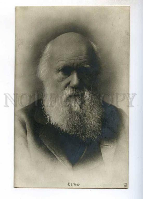 Ученый натуралист чарльз дарвин