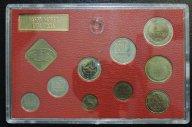 годовой набор  СССР 1974
