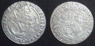 Польша,Сигизмунд III Ваза орт 1623 года Бы́дгощ