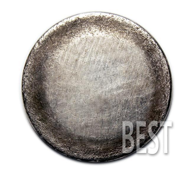 Монета слиток Ирландии SD II VI копия серебро