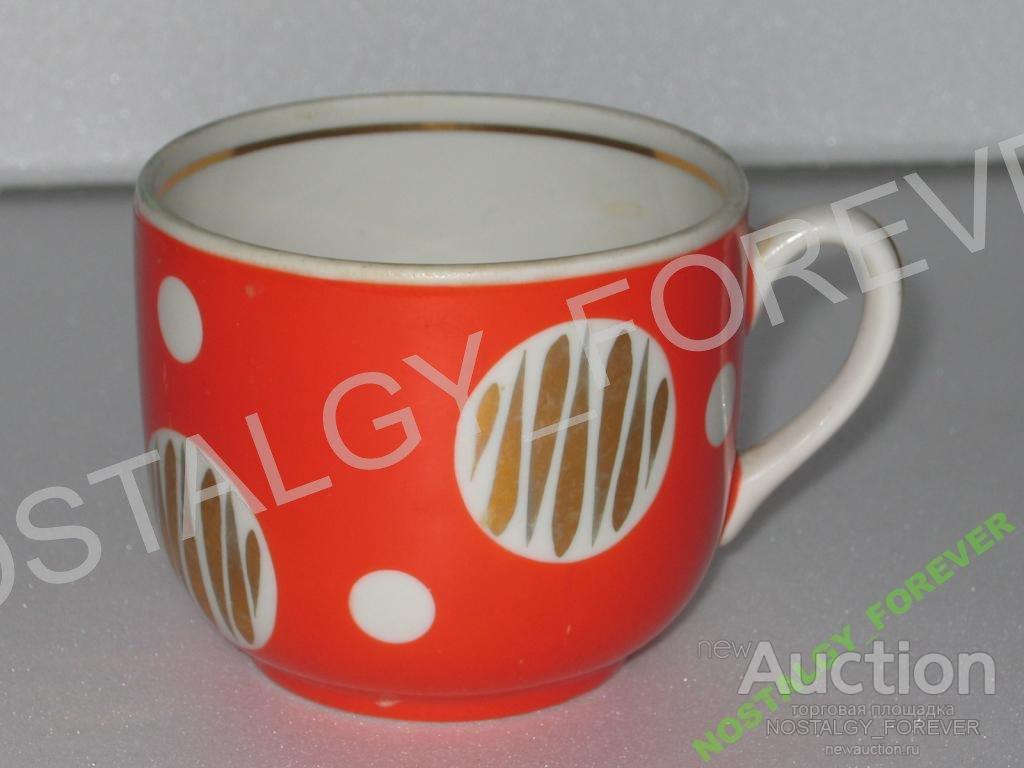 чашка чайная КУЗЯЕВО 1967 г СССР
