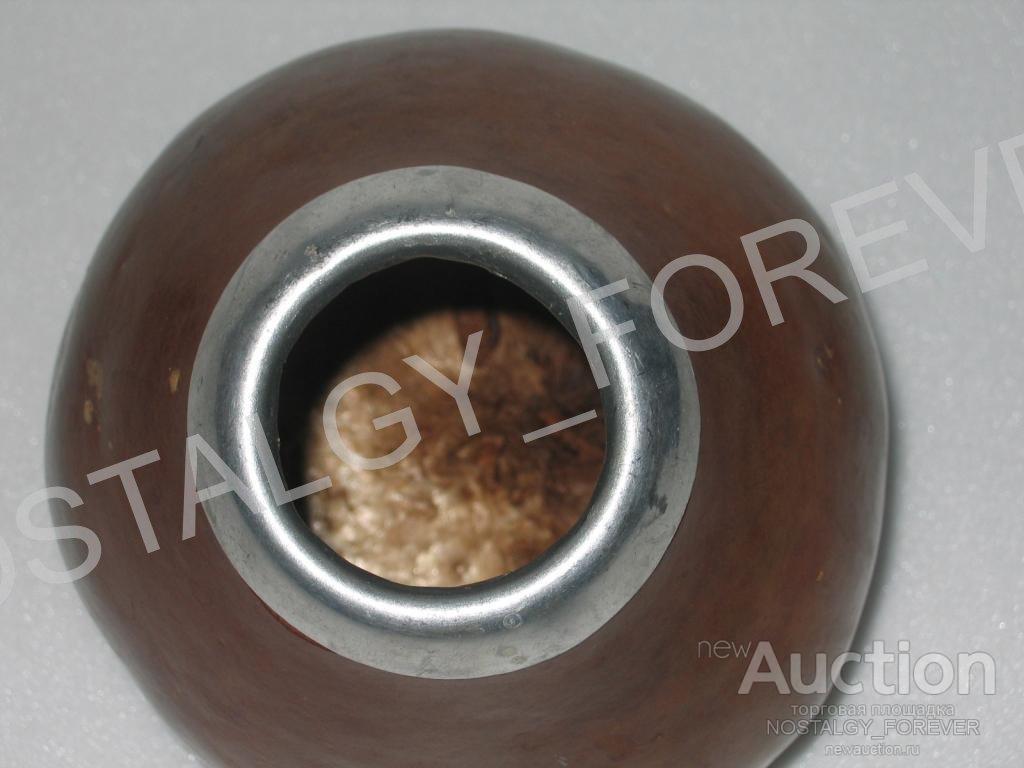 чашка ТЫКВА чай матэ КАЛЕБАС сувенир