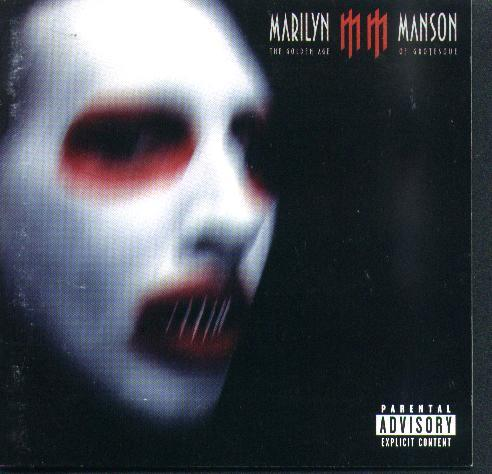 Marilyn Manson Golden Age of Grotesque CD+DVD Made In Germany слипкейс