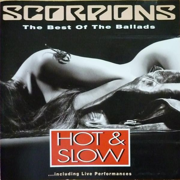 Scorpions ‎Hot & Slow Made In Germany
