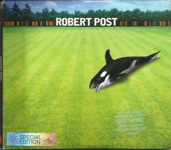 Post Robert Special Edition 2CD