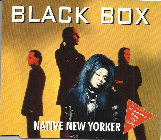 Black Box Native New Yorker Made In Germany