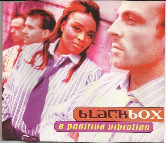 Black Box A Positive Vibration Made In Germany