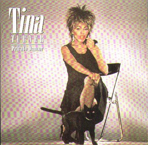 Tina Turner Private Dancer Made In EU