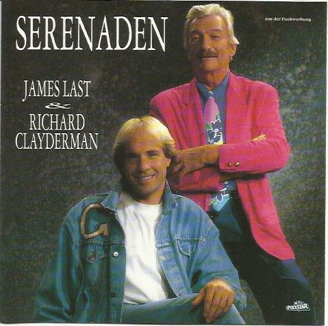 James Last Richard Clayderman Serenaden Germany