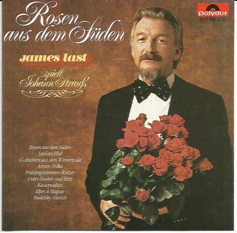 James Last Spielt Johann Strauss Rosen aus dem Sud