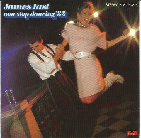 James Last Non stop dancing Made In Germany