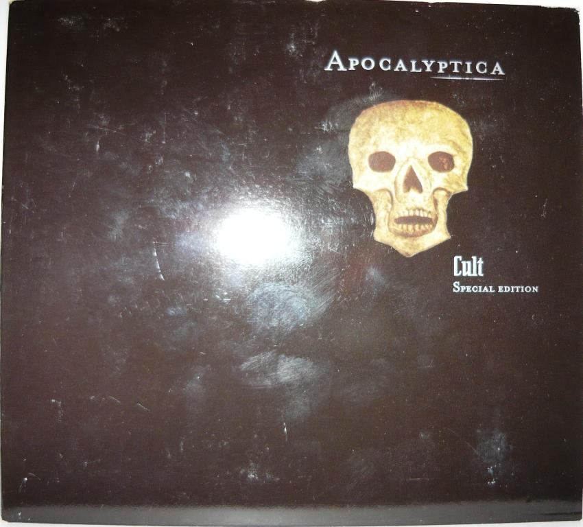 Apocalyptica Cult Special Edition 2CD Germany