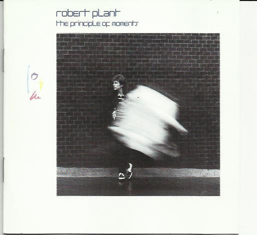 ROBERT PLANT PRINCIPLE OF MOMENTS Made In Canada