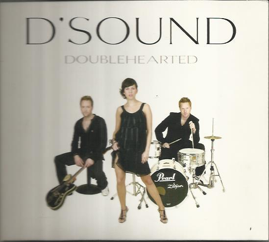D'Sound Doublehearted Made In Germany дигипак