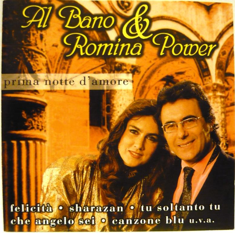 Al Bano & Romina Power Prima Notte d'Amore Made In EU