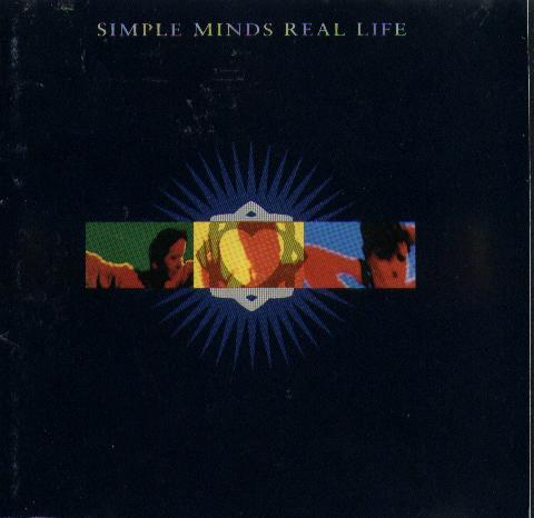 Simple Minds Real Life sonopress