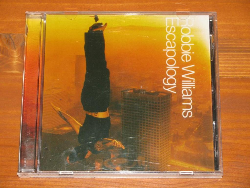 Robbie Williams - Escapology / CD / 2002