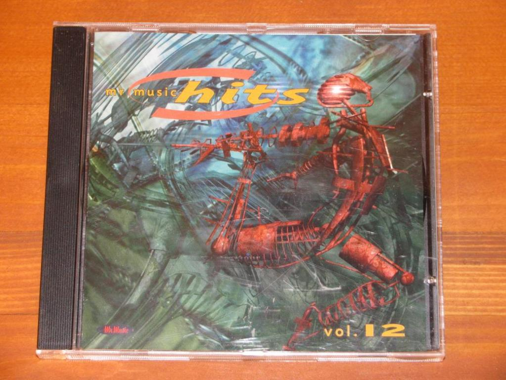 Various - Mr Music Hits 12. 1997 / CD / 1997 / Sweden