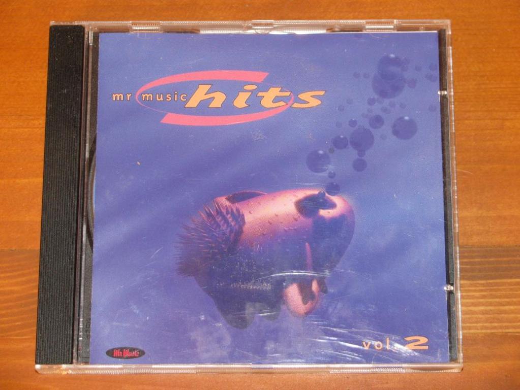 Various - Mr Music Hits 2. 1998 / CD / 1998 / Sweden