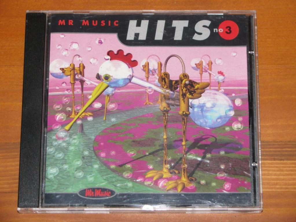 Various - Mr Music Hits 3-96 / CD / 1996 / Sweden