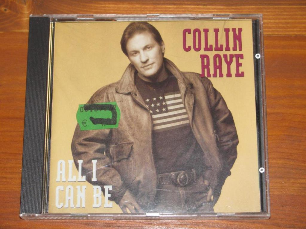 Collin Raye - All I Can Be / CD / 1991 / Austria